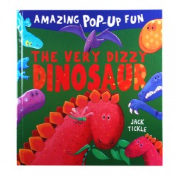 Amazing Pop-Up Fun - The Very Dizzy Dinosaur  [Age 3+]