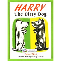 Harry The Dirty Dog Collection (3 Books Set) -- Free Shipping