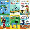 I Can Read: My First Reading - Pete the Cat Collection (6 Books) [4-8 years] - Paperback -- Free Shipping