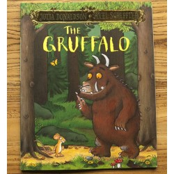 [Warehouse Sale] NEW ! The Gruffalo [3 years +] - Paperback