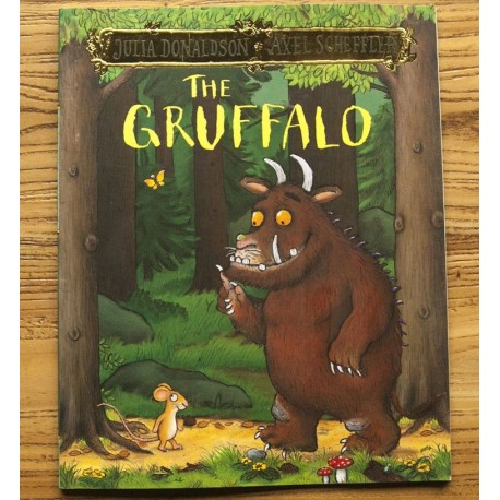 【NEW】 The Gruffalo - by Julia Donaldson & Axel Scheffler