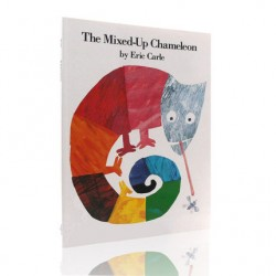 [Warehouse Sale] The Mixed-Up Chameleon - Paperback