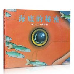 海底的秘密 (无字图画书) : 大卫威斯纳 - 2007年凯迪克金奖【3岁以上 创意想象】- 精装