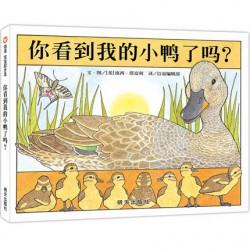 你看到我的小鸭吗?【信谊Bookstart 0-3岁 社会情绪】 - 精装