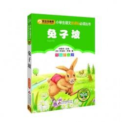 兔子坡 (彩图注音版)  【7-9岁 儿童文学】- 平装