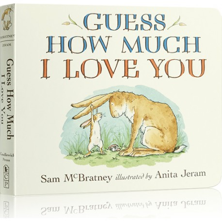 Guess How Much I Love You【Age 0-3】- Board Book