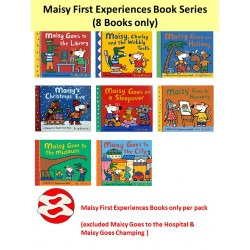 Maisy First Experiences  Collection (8 Books ONLY!)