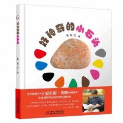 创意洞洞书:好神奇的小石头 【0-3岁 亲子互动游戏书】 - 纸板书