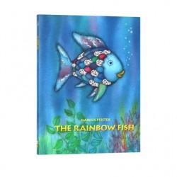 The Rainbow Fish 【4+years】Paperback