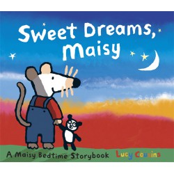 [Clearance] Sweet Dreams, Maisy - by Lucy Cousins