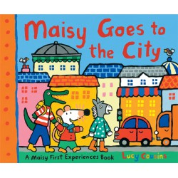 [Clearance] A Maisy First Experiences Book : Maisy Goes to the City - Paperback