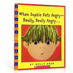 【minor dented】When Sophie Gets Angry -- Really, Really Angry… 【4+ years】- Paperback