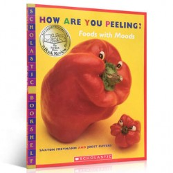 How Are You Peeling? Foods with Moods【4+years】- Paperback
