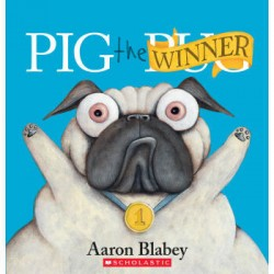 PIG the WINNER【3-6 years】- Hardback