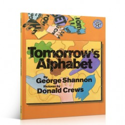Tomorrow's Alphabet【Age 4-6】- Paperback