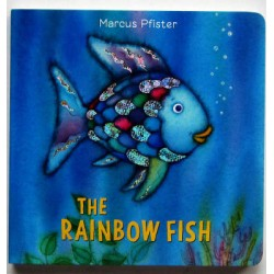 The Rainbow Fish【Age 3+】- Board Book