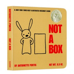 Not a Box【Age 2-4】- Board Book