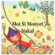 Moi Si Monyet Nakal (phonics : oi kh au ai sy) - Hardcover