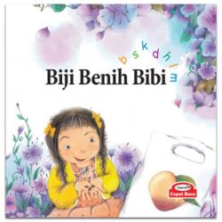 Biji Benih Bibi (phonics : b s k d h l m) - Hardcover