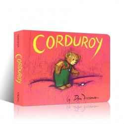 Corduroy【Age 3+】- Board Book