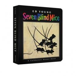 Seven Blind Mice【Age 3+】- Board Book