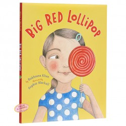 Big Red Lollipop 【Age 5+】 - Hardcover