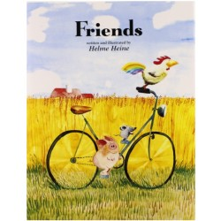 Friends  【Age 5+】 - Hardcover