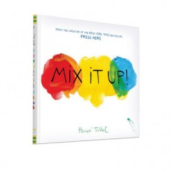 Mix it Up !【Age 5+】 - Hardcover