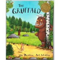 The Gruffalo - by Julia Donaldson &  Axel Scheffler
