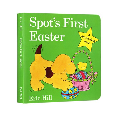 Spot's First Easter [Age 0-5] - Board book