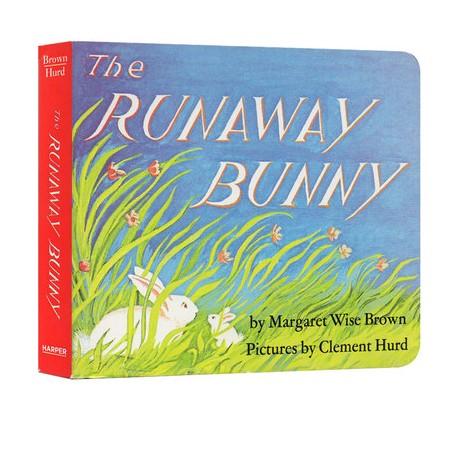 The Runaway Bunny [Age 0-5] - Board book