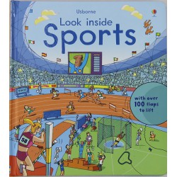 Usborne - Look inside Sports