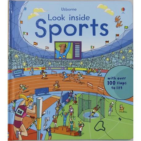 Usborne - Look inside Sports