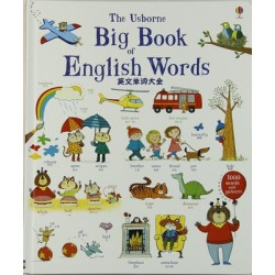 Usborne - Big Book of English Words (Chinese English 中英双语)