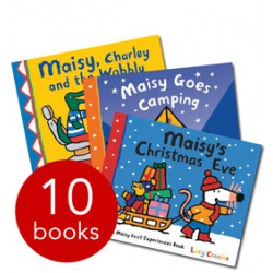 Maisy First Experiences Collection (10 Books) - Paperback