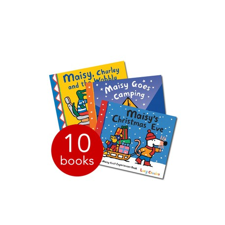 Maisy First Experiences Collection (10 books per pack) - by Lucy Cousins