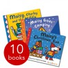 Maisy First Experiences Book Series - 10 per pack