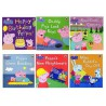 Peppa Pig Story Books Collection No. 2 (6 books /pack) - Free Shipping