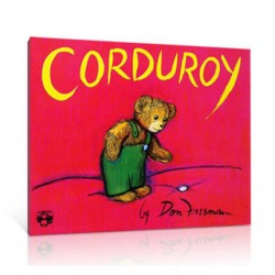 Corduroy - Don Freeman 【Age 3-8】- Paperback