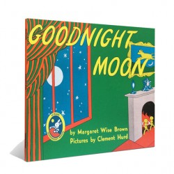 Goodnight Moon【Age 0-5】- Paperback