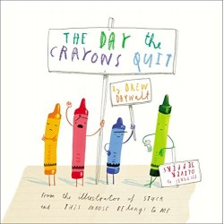 【Warehouse Sale】 The Day The Crayons Quit [Age 3-8] - Hardcover
