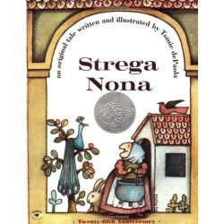 Strega Nona [3-8 years old] - Paperback