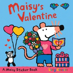 Maisy's valentine Sticker Book