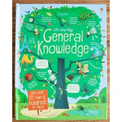 Usborne - Lift the flap General Knowledge
