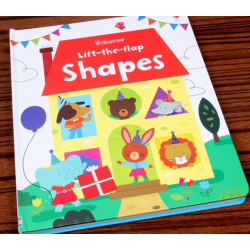 Usborne - Lift the Flap Shapes
