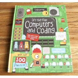 Usborne - Lift the flap computers and coding