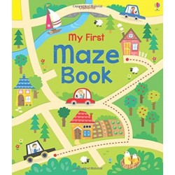 Usborne - My First Maze Book