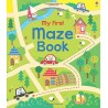 [Pre-Order] Usborne - My First Maze Book