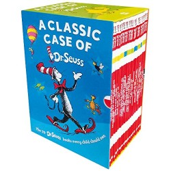 A Classic Case of Dr. Seuss - 20 Books Box Set - Free Shipping