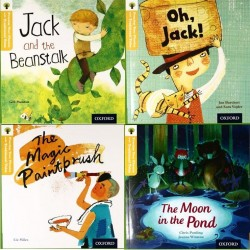 Oxford Reading Tree Traditional Tales: Level 5 (Pack of 3) - Free Shipping